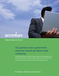 Six questions every government executive should ask about cloud ...