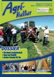 Die ideale Landwirtschaft - Demeter Luxemburg