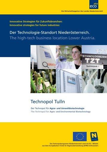 Technopol Tulln - QUONIA