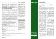 BUKO Agrar Koordination Agrar Info