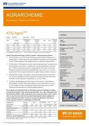 DZ Bank (PDF) - KTG Agrar AG