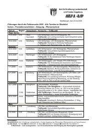 Erzeugerringe Schwaben - Amt für Ernährung, Landwirtschaft und ...