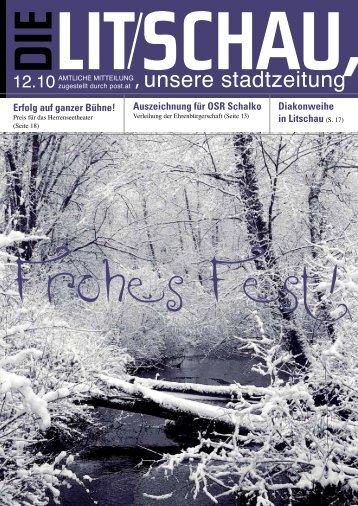 VERANSTALTUNGEN - Litschau