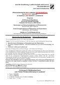 Landsberger Praxistagen - Amt für Ernährung, Landwirtschaft und ... - Seite 2