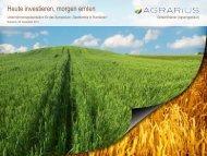Heute investieren, morgen ernten - Econet Romania