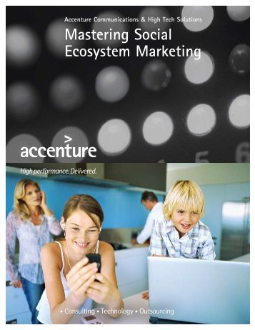 Mastering Social Ecosystem Marketing