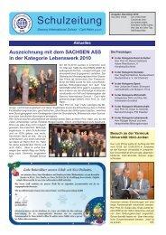 Auszeichnung mit dem SACHSEN ASS in der Kategorie - Saxony ...