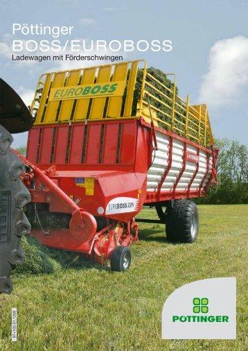 Pöttinger BOSS/EUROBOSS - Alois Pöttinger Maschinenfabrik GmbH