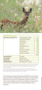 Äsung, Deckung und Lebensraum für unser ... - Farbe ins Feld - Seite 4