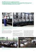 Die Milch wird im Liegen produziert – - BayWa AG - Seite 4