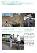 Die Milch wird im Liegen produziert – - BayWa AG - Seite 6