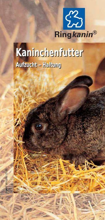 Sapro Kaninchen Leins