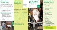 Das Bovigold Milch Konzept. - BayWa AG