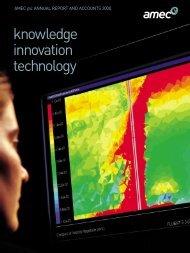 AMEC Annual Report 2000