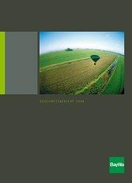 geschäftsbericht 2006 - BayWa