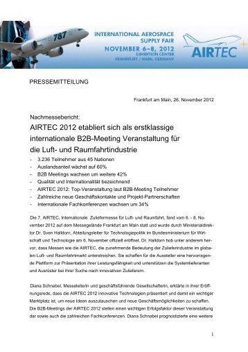Download Pressemitteilung PDF - Airtec