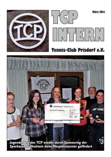 TCP INTERN Tennis-Club Prisdorf eV