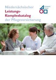 Niedersachsen Katalog 2011 - Landesverband Paritätischer ...