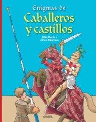 Enigmas de caballeros y castillos (primeras páginas)