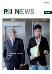 The new P&I NEWS - Personal & Informatik AG