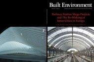 Rail Station Mega-Projects - TU Berlin