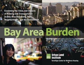 Bay Area Burden - Center for Neighborhood Technology
