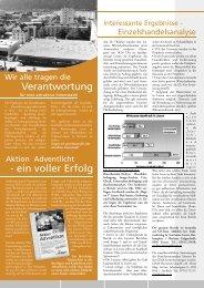 Neue Homepage für Liezen - ab April 2004