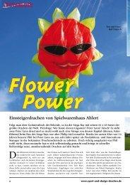 stablose Flower Power - Dietrichs