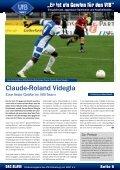 Das Blaue - Saison 2012/2013 #7 & #8 - VfB Oldenburg - Page 6