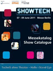 ShowTech Spezial 2011 - Pro Media News
