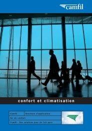brochure Confort (PDF) - Camfil Farr