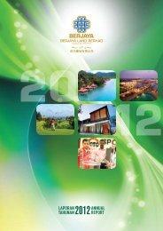 BJLAND-AnnualReport2012 (2.2MB).pdf - Bursa Malaysia