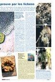Notre air est pur, la preuve par les lichens - Terra Modana - Page 7
