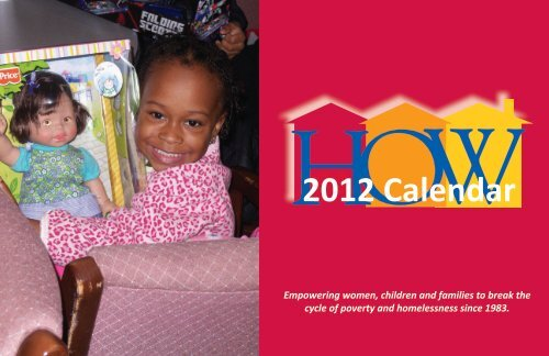 2011 Annual Report - How-Inc.org
