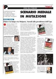 storia della pubblicità - 2007 - Pubblico online