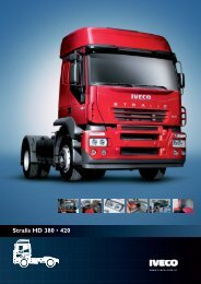 Stralis HD 380 - BETA SA