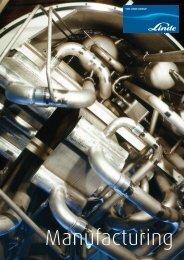 Manufacturing - Linde Engineering
