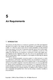Air Requirements