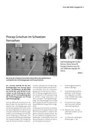 2. Teil - Procap Grischun