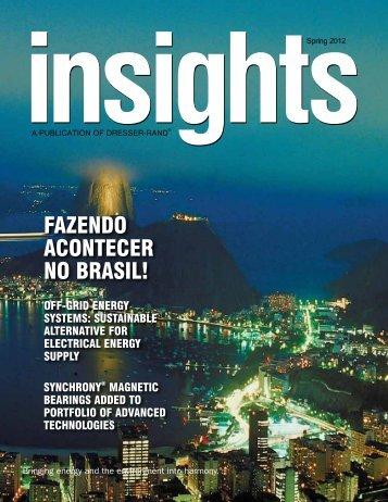 insights Spring 2012 - Dresser-Rand