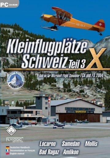 Kleinfl ugplätze Schweiz Teil 3