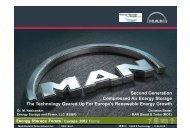 Second Generation Compressed Air Energy Storage The Technology ...