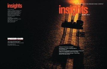 insights - Dresser-Rand