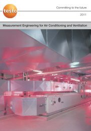 Measurement Engineering for Air Conditioning and ... - Bad Request