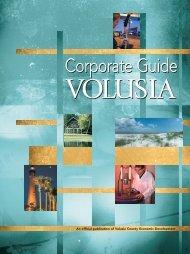 Corporate Guide - Volusia County Economic Development