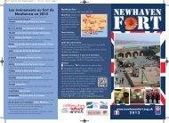 Le fort de Newhaven est un lieu chargé d'histoires - Newhaven Fort