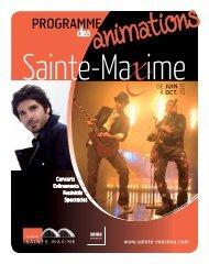 juille t - Sainte-Maxime