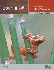 Journal - Sépaq
