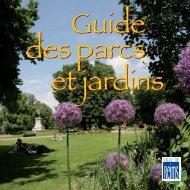 Télécharger le guide des parcs et jardins (pdf - Ville de Reims