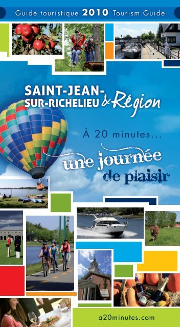 Brochure (PDF) - Bonjour Québec com